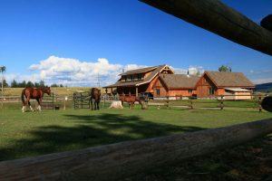 Guest Ranch Vacation in BC