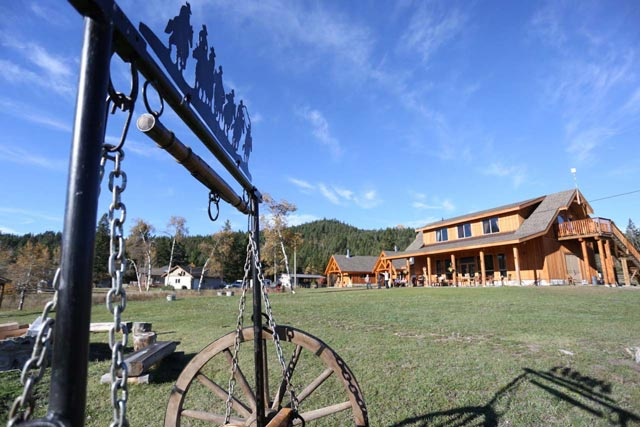 ranch accommodations