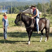Natural Horsemanship Holiday BC